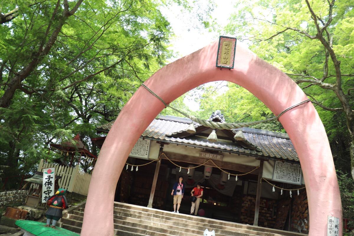 名古屋県犬山市桃太郎神社に行ってみた!