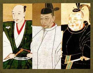 豊臣秀吉・徳川家康・織田信長を演じた俳優を調べてみた