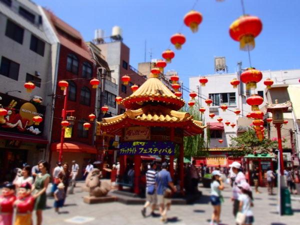 日本の三大中華街について調べてみた。